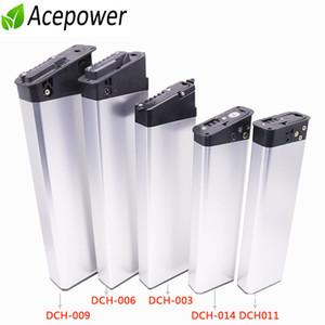 48V Ebike batterie 48 V 10.5Ah 12.8Ah 14Ah 36V 10Ah 12.5Ah 17.5Ah pliant intégré vélo électrique pour samebike LO26 20LVXD