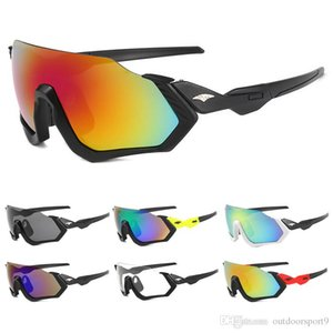 2019 사이클링 안경 9317 UV400 패션 산악 자전거 도로 자전거 스포츠 선글라스 남성 야외 자전거 안경 무료 배송
