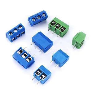 onnectors Bornes à 10CS / lot KF301-5.0MM 2 KF301-3 Pitch Épingle 2P 3P 4P vis Bornier PCB Connecteur B ...