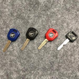 12pcs Blank Key Uncut Blade for CBR1000RR CBR600RR CB900 CBR600 CBR954 F4I F4 Motorcycle