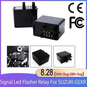 12V 7 Pin Turn Signal Led Flasher Relay For SUZUKI GSXR GSF GSX Hayabusa