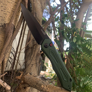Offerta Speical 7800 coltello pieghevole CPM154 Lama Aviazione alluminio maniglia esterna Camping Gear strumento di caccia di pesca con la scatola originale di vendita al dettaglio