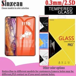 111D Full Glue Tempered Glass Screen Protector For Huawei Nova 2Lite Nova 5T Nova5i Pro Nova 5T Nova 5i Pro In Carton Box