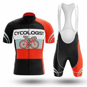 2020 2020 SPTGRVO Summer Cycling Jersey Set MTB Mountain Bike Clothing Men Quick Dry Short Sleeve Suit Bicycle Clothes Ropa Ciclismo KVbX#