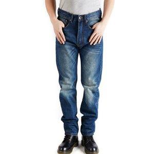 Nuovi jeans uomo Hiphop sciolto skate Jeans Uomo di grande formato 30-46 Pantaloni Botton Pantaloni SHIERXI