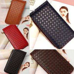 femmes baborry South main portefeuille Corée mode féminine embrayage portefeuille sac à main duo ka wei sac de téléphone titulaire de la carte