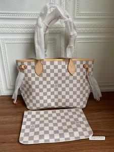 2020 best quality letter genuine Leather handbag classic men message women belt bag 29-13-22CM M40996