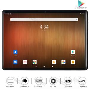 Super Tempered 10 inch tablet Octa Core Android 9 Pie 3GB RAM 32GB ROM 5.0MP Camera 4G FDD LTE 5G WiFi Bluetooth Media Pad 10