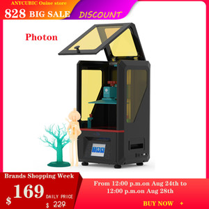 ANYCUBIC Photon 3D-Drucker-Touch-Screen-Plus Size Desktop-Off-Line-Druck SLA 3D Printer Kit UV Resin impresora impressora