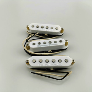 Seymour Duncan Guitar Pickups SSL1 Alnico5 Single coil Pickup Vintage Staggered for guitar White
