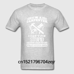 Men T shirt Carpenter Shirts fashion funny t-shirt novelty tshirt women