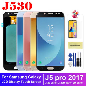 100% tested For SAMSUNG J5 pro 2017 J530H J530M J530 j530F LCD Display Screen Touch Digitizer Assembly