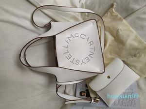 New-Fashion Frauen Stella Mccartney Taschen-Tasche Riemen PVC-Leder-Einkaufstasche Lady Schultertasche mit Beuteln
