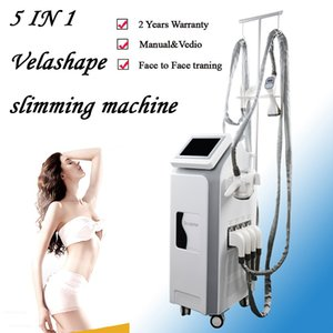 High quality velashape machine vacuum rf vacuum cavitation body slimming rf skin rejuvenation facial face lifting