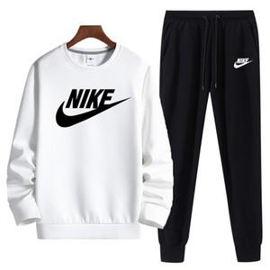 Herrensportbekleidung und Freizeitklage 2020 neuer Trend HAKA mit schöner Arbeitskleidung zweiteilige Pullover Größe s-5xl