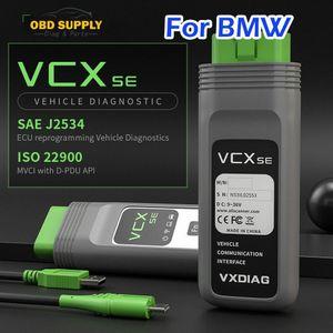 VXDIAG VCX SE Pour mieux que pour l'ICOM A3 A2 PROCHAINE OBD2 outil de diagnostic Scanner Programmation automobile Zypl #