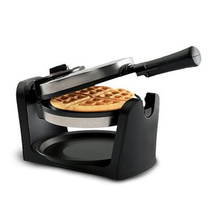 Gaufrier gâteau machine électrique de cuisson Pan pour la maison multifonction Muffin Maker double face flip cuisson