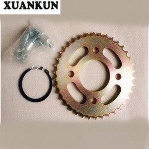 XUANKUN Motosiklet Parçaları CG125 Motosiklet Zinciri UYn3 #