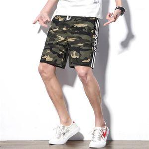 Beach Short Pants Men's Board Shorts Letter Print Luxury Summer Leisure Wear Plus Size Loose Knee Length Shorts Mens Casual