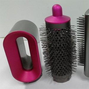 أعلى جودة 8 رؤساء متعدد الوظائف تصفيف الشعر جهاز مجفف شعر التلقائي الضفر هدية صندوق حديد على الخام وشعر العادي الضفر الحديد