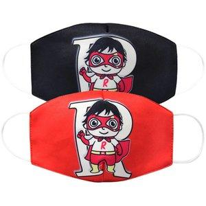 Kid máscara facial para las máscaras Algodon Maske mascarillas niños hijos de algodón máscara de tela de dibujos animados para los jóvenes máscara bucal DsSEi home2009