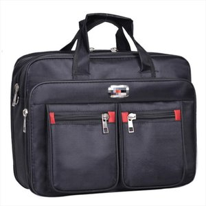 1PCS Computer Bag Multi Function Mens Business 15.6 Inch Computer Bag Quality Nylon Portable Mens Bag Briefcase
