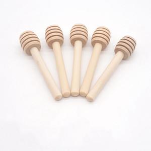 Legno Miele Bastone 8 centimetri 10 centimetri Mini legno Honey mescolatore del merlo acquaiolo cottura della cucina Accessori festa di nozze HHA1570