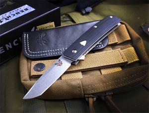 Benchmade BM Jar-ed.Oeser 61 G10 Mark 20CV lama piegante di EDC della tasca attrezzo esterno BM940 BM555 BM535 BM42 coltello