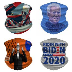 Máscara Máscaras 2020 Dustproof Wasable Printing Outdoor Neck Dener Partido Magia Ciclismo Scarf Máscara # 369 # 610