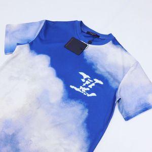 2020fw automne et l'hiver nouveau nuage logo modèle jacquard cachemire t-shirt pull ciel sur la Terre des hommes et des femmes sweat à capuche pull M33