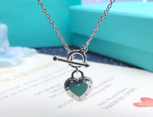 love OT buckle bracelet necklace fashion generous necklace