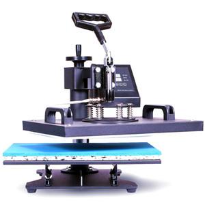 5 في 1 كومبو الحرارة انتقال الحرارة القدح التسامي فراغ آلة الصحافة تي شيرت آلة الطباعة