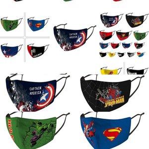 Escudo designer miúdos máscara máscaras equitação Frio Protecção de algodão dos desenhos animados Rosto ablID myhome001