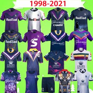 2020 2021 멜버른 럭비 리그 저지 ndigenous 버전 나인 시스템 반바지 클래식 1998 영웅 빈티지 기념품 에디션 티셔츠 폴로 복고풍
