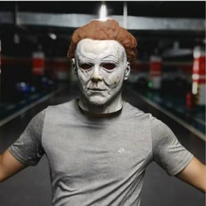 Halloween Party Mask Theme Мичил Meyers Halloween Movie Character Head Mask