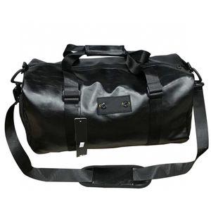 20SS hombre de alta calidad del recorrido del bolso del equipaje hombres totalizadores bolso de cuero de la lona bolsa de la isla de diseñadores de lujo Gimnasio taleguilla del bolso del cubo mochilas