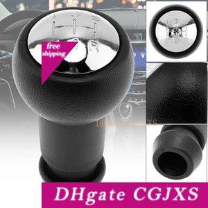 Plastique ABS Chrome Manual Gear Car Maj Handball Bouton Pour Citroen C2 C4 / Saxo Xsara Picasso Berlingo / Peugeot 5 modèles de vitesse Cia de _30h