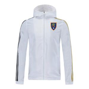 2020 Salt Lake High-end sports brand new season jacket Football fashion windbreaker Hip-hop hooded jacket Trendy jacket