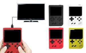 Mini Handheld Game Console pode armazenar 400 jogos de vídeo portátil Game Player 8 Bit FC Jogos Cor Jogo LCD caixa jogador PK PXP3 SUP PVP