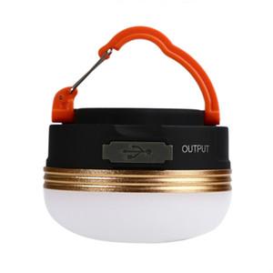Uzaktan Kumanda Yağmur suyuna dayanıklı Taşınabilir Fener ile Mıknatıs USB Şarj edilebilir Çadır Işık Su geçirmez Acil Lambası ile Açık LED Kamp Işık
