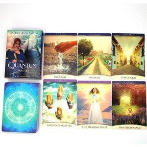 Family Card Deck-Party Mysterious Deck Divination Spielbrett Englisch Drop Shipping Oracle Tarot-Karte Tarot Ferien Spiele spielen bbyfLS