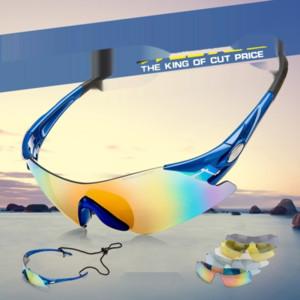 2JCUU ROBESBON andar ao ar livre Goggles Glasseshigh definição miopia Sun óculos desportivos / equitação ROBESBON fronteiras exterior Goggles Óculos Gl