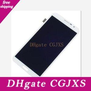 전면 조립 액정 디스플레이 터치 스크린 디지타이저 교체의 경우 삼성 갤럭시 메가 (6) 0.3 I9200 I9205 I527 무료 배송