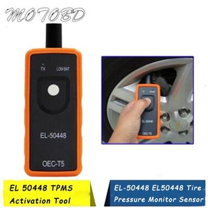 heap Tire Pressure Monitor Systems Newest EL-50448 EL50448 Tire Pressure Monitor Sensor TPMS Activation Tool OEC-T5 50448 For G M Series ...