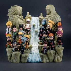 [TML] Anime NARUTO Finale Tal Resin Szene Statue Action-Figur Modell Spielzeug für Desktop-Dekoration Kollektion Modell Geschenk