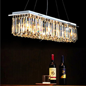 Modern Crystal Chandelier Lighting Fixtures crystal ceiling lamp Home Living Room bedroom dining room Chandeliers lighting