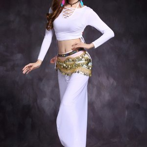 vestito YwVJT Huayu danza del ventre pratica di ballo di yoga abbigliamento pantaloni Nuova Lanterna autunno su misura abiti lanterna praticano M3Wwc 2019 pantaloni e W