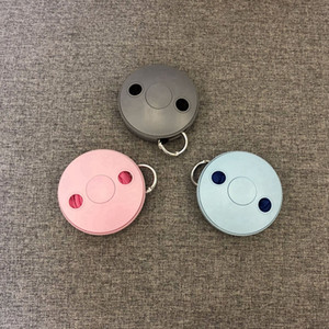 Renouvelable rangement pliant Sac portable réutilisable Nylon E-friendly Sac couleur solide Creative Stockage Sac à main VT1436
