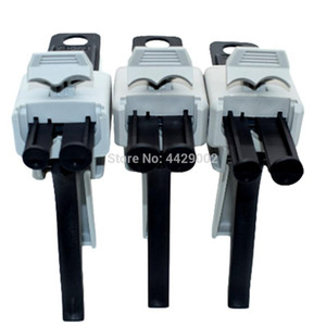 Die Kapazität 50ml Epoxy 1: 2-Mischung Cartridges Handbuch Dual-Komponenten-Kleber Applicator Gun Acrylic Adhesive AB Kleber Dispensing Gun
