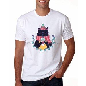 Réchauffez chien chiot Chat d'hiver Cartoon Gilet Jumpsuit Manteau Vêtements T-shirt XXS-XXL